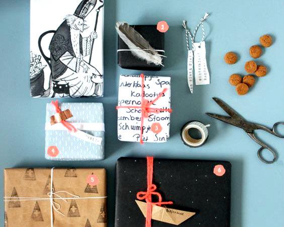 Duurzame Sinterklaas cadeautips