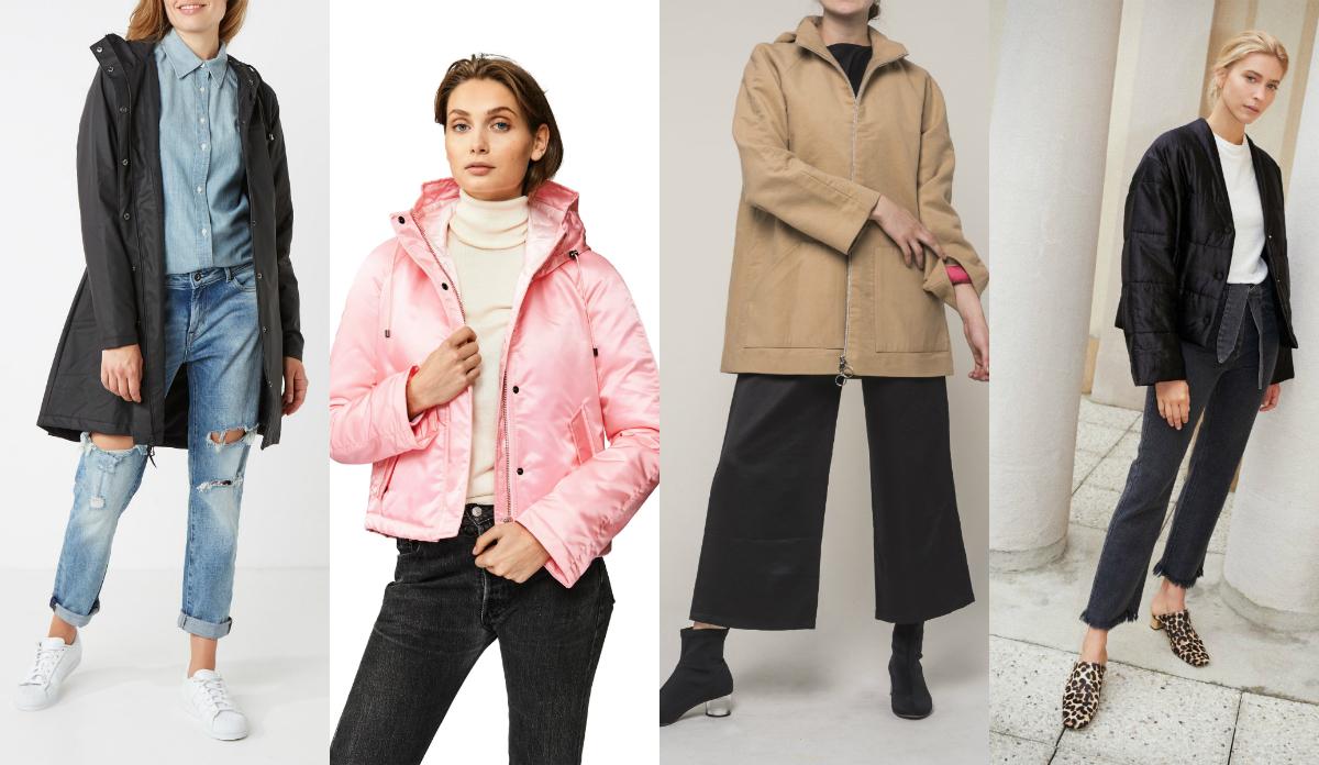 8 x duurzame jassen voor in weer en wind