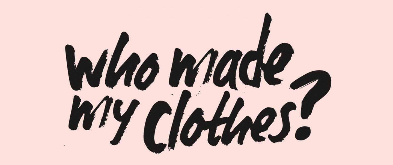 Fashion Revolution Week: Hoe verander je de kledingindustrie?