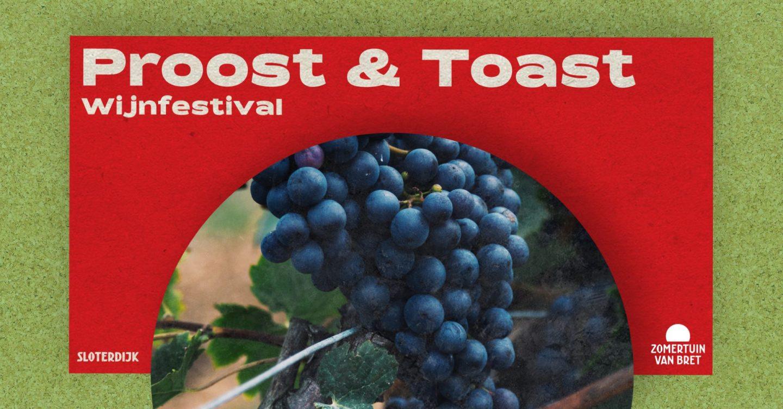 Topidee: Een wijnfestival met wijntjes van Nederlandse bodem