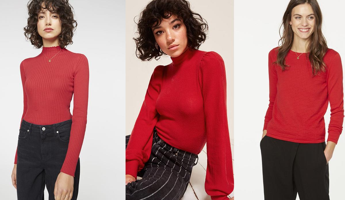 Trend: Rood, de kleur van de liefde