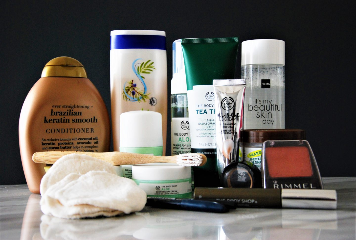 What's in my make-up bag II