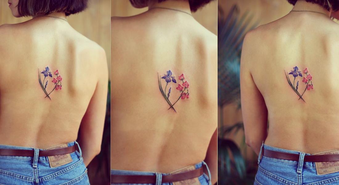 PERSONAL: Lindsey's eerste tattoo (organic & vegan friendly)
