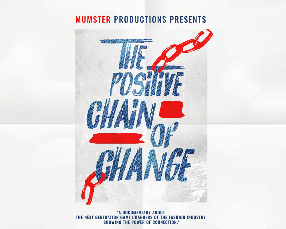 The Positive Chain of Change: een must-see docu over de kledingindustrie